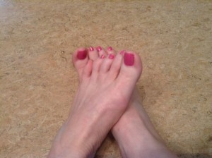 Toes 3